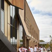 Bunbury Catholic College – Mercy Campus architecture, building, facade, house, white