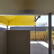 Tom Fisher House architecture, ceiling, daylighting, house, black