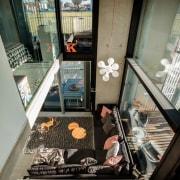 The Tervahovi Silos / PAVE Architects gray, black
