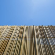 Channel 9 Headquarters – Cox Howlett & Bailey cloud, daylighting, daytime, field, horizon, line, roof, sky, sunlight, wood, teal