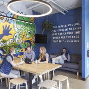 Upwell Health Collective – Siren Design Group Pty institution, interior design, gray