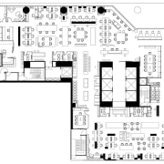 The M Moser Hong Kong floorplan shows a area, black and white, design, diagram, drawing, floor plan, font, line, plan, schematic, technical drawing, text, white
