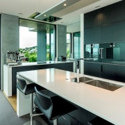 Registered Master Builders – House of the Year architecture, countertop, interior design, kitchen, real estate, gray, black