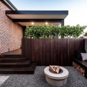 See the home here architecture, courtyard, facade, home, house, outdoor structure, property, real estate, roof, black, white