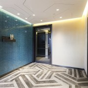 Hotel Ease Access ceiling, floor, flooring, interior design, lobby, real estate, gray