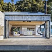 David Maurice of LTD Architectural Design Studio for architecture, house, real estate, gray