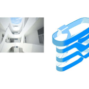 Plans for the building product, product design, white
