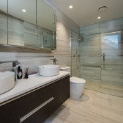 Find out more architecture, bathroom, home, interior design, real estate, room, gray