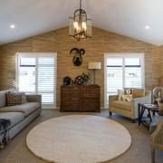 Showhome Taranaki ceiling, estate, home, interior design, living room, real estate, room, wall, window, gray, brown