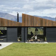 Sawtooth - Assembly Arch architecture, facade, house