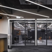 H Academy – Shi-Chieh Lu/CJ Studio structure, black, gray