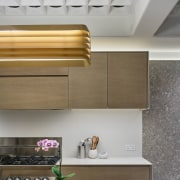 Andy Martin Architecture – Renovation in London ceiling, countertop, interior design, kitchen, product design, wall, gray