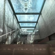 Images from OPA architecture, building, daylighting, structure, tourist attraction, gray, black