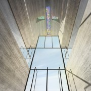 Images from OPA architecture, building, daylighting, line, sky, structure, symmetry, gray