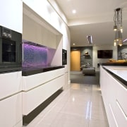 Margaret Young Designs Limited cabinetry, countertop, home appliance, interior design, kitchen, real estate, room, white