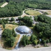 Forestry Branch – Marche-en-Famenne aerial photography, land lot, suburb, tree, green