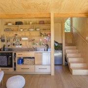 Graham Phipps-Black – Ruby Bay, Nelson house architecture, floor, home, house, interior design, kitchen, real estate, wood, orange, brown