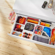Image from: Blum New Zealand product, white, orange