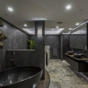 Sublime Architectural Interiors architecture, ceiling, house, interior design, black, gray