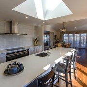 This GJ Gardner design offers the best of countertop, interior design, kitchen, property, real estate, room, gray
