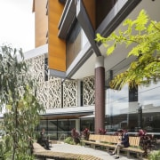 Newcastle Courthouse – Cox Architecture architecture, condominium, house, mixed use, real estate, white