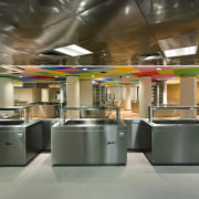 This new headquarters for the European Union Council interior design, gray, brown
