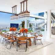 924 Bel Air Rd apartment, estate, home, interior design, property, real estate, table, white