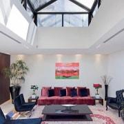 Source: Trulia ceiling, daylighting, interior design, living room, real estate, room, gray