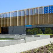 Channel 9 Headquarters – Cox Howlett & Bailey architecture, building, commercial building, corporate headquarters, facade, headquarters, mixed use, real estate