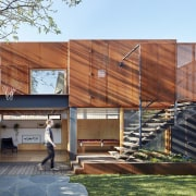 See the home hereArchitect: Zen Architects architecture, building, facade, home, house, real estate, residential area, siding, wood, brown, white