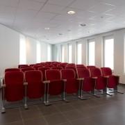 569 firestation auditorium, ceiling, conference hall, floor, interior design, waiting room, gray