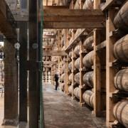 Barrel house barrel, winery, black, brown