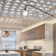 Andy Martin Architecture – Renovation in London architecture, ceiling, daylighting, interior design, product design, wall, gray
