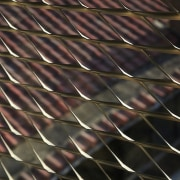 The 925 Building chain link fencing, close up, light, line, material, mesh, metal, pattern, wire fencing, black
