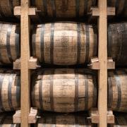 Barrel house barrel, black