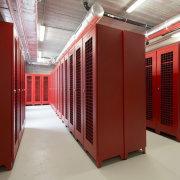 569 firestation electronic device, technology, red, gray