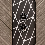 Hotel Ease design, font, mobile phone accessories, mobile phone case, pattern, product, product design, telephony, black, brown, gray