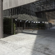 This new headquarters for the European Union Council architecture, structure, gray, black
