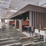 Expona floors are not just solutions, they are architecture, ceiling, floor, flooring, furniture, interior design, gray