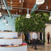 A world of shopping diversity at mixed-use hub interior design, brown