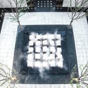 Vanke Park Mansion 'True Love' – FLOscape Landscape architecture, building, house, white