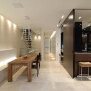 Source: Trulia ceiling, floor, flooring, interior design, orange