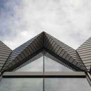 161 Sussex St – Cox Architecture angle, architecture, building, commercial building, corporate headquarters, daylighting, daytime, facade, line, roof, sky, structure, symmetry, gray