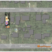 A planning document land lot, plan, residential area, suburb, urban design, gray