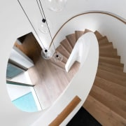 View the project furniture, product design, stairs, table, wood, white