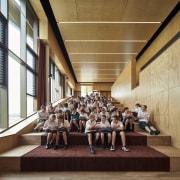 Bunbury Catholic College – Mercy Campus institution, interior design, brown