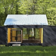 The home is like a looking glass – architecture, cottage, home, house, hut, real estate, shack, shed, tent, brown