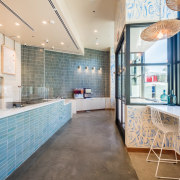 Sweetfin Poke San Diego – Mayes Office countertop, interior design, kitchen, real estate, white