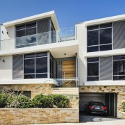TIDA AU – Architect-designed new home winner – building, elevation, facade, home, house, property, real estate, residential area, siding, window