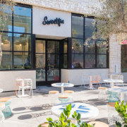 Sweetfin Poke San Diego – Mayes Office home, outdoor structure, patio, property, real estate, gray, white